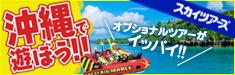 スカイツアーズの沖縄で遊ぼう♪