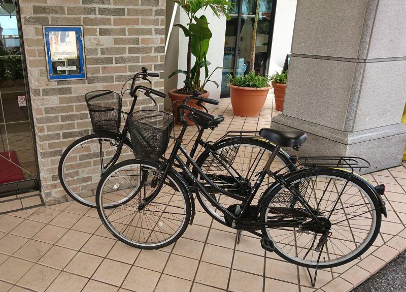 お手軽!レンタル自転車